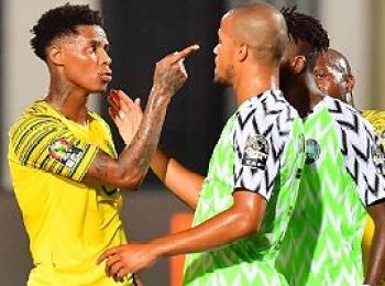 Nigeria 2 - 1 South Africa