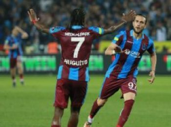 Trabzonspor 2 - 1 Besiktas