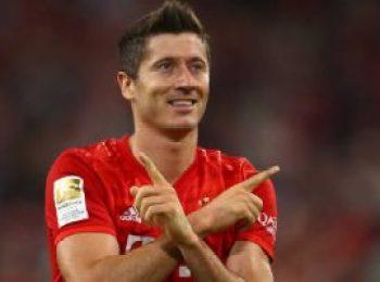 Bayern Munich 2 - 2 Hertha Berlin