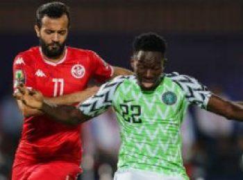 Tunisia 0 - 1 Nigeria