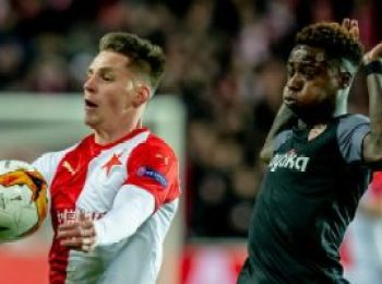 Slavia Prague 4 - 3 Sevilla