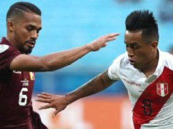 Venezuela 0 - 0 Peru