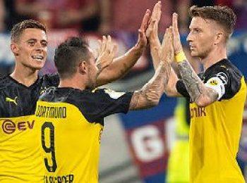 KFC Uerdingen 0 - 2 Borussia Dortmund