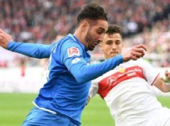 VfB Stuttgart 1 - 1 Hoffenheim