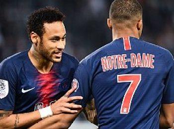 Paris Saint-Germain 3 - 1 Monaco
