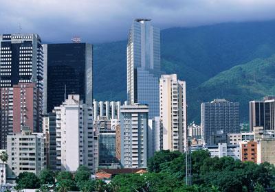 15. Caracas, Venezuela