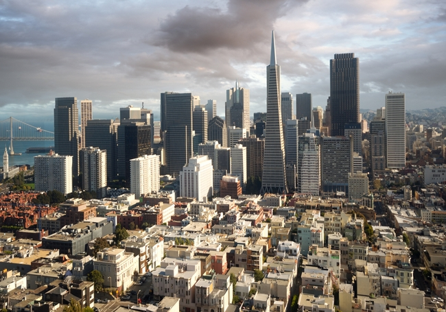 Forbes.com says San Francisco is one of the most stressful cities in America.