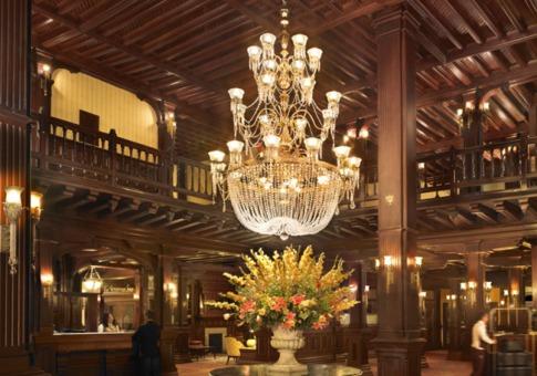 Historic Hotels Modern Amenities