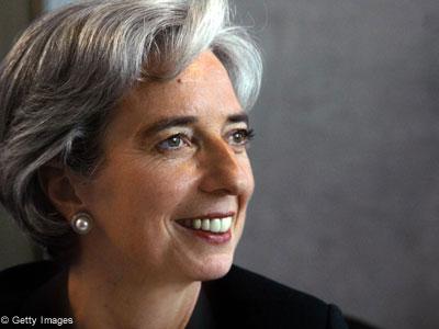 Christine Lagarde The Most Powerful Women  Forbescom