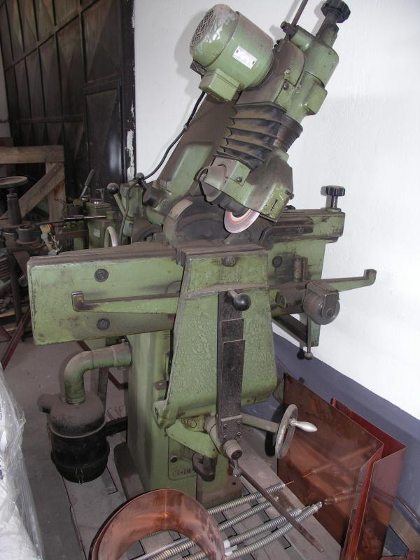 Band Saw Sharpening Machine - Year of Clean Water