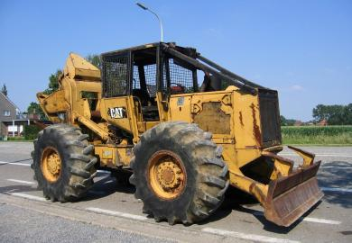 Caterpillar 508 Skidder For Sale