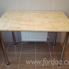 Wooden Kitchen Table Artwork For Walls 厨房木桌 当代的 片 木制厨房的桌子