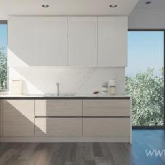 Prefab Kitchen Cabinets Clever Small Design 厨柜 设计 产品 种类