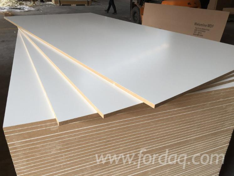 White Melamine Sheets