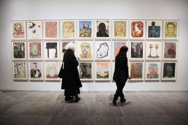 Whitney Biennial Include Leilah Weinraub Jo Baer And