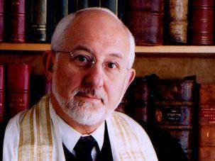 Rabbi Sheldon Zimmerman. by the Forward