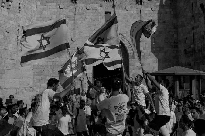 Jerusalem Day by the Forward