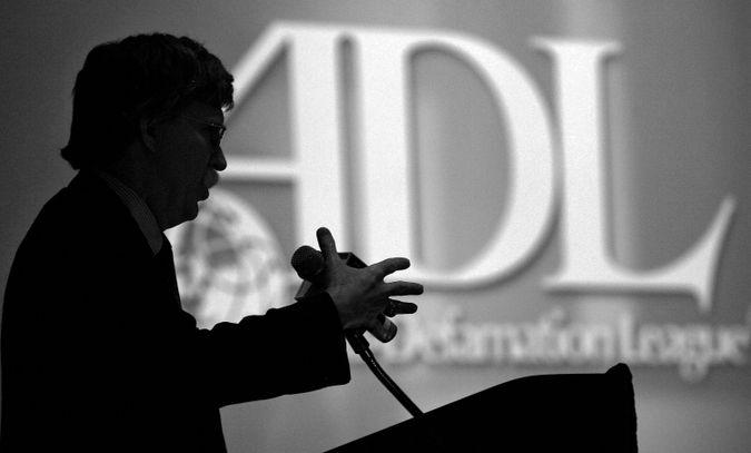 John Bolton ADL by the Forward