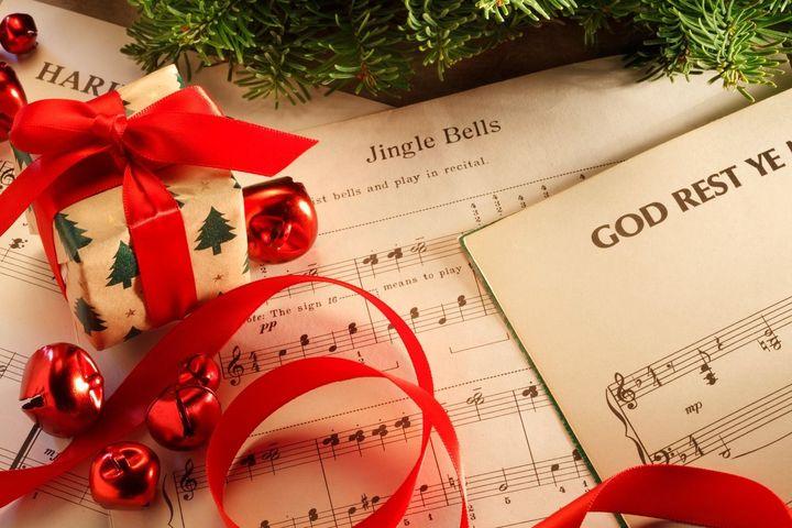 Christmas Songs The Gift