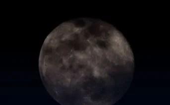 black super new moon