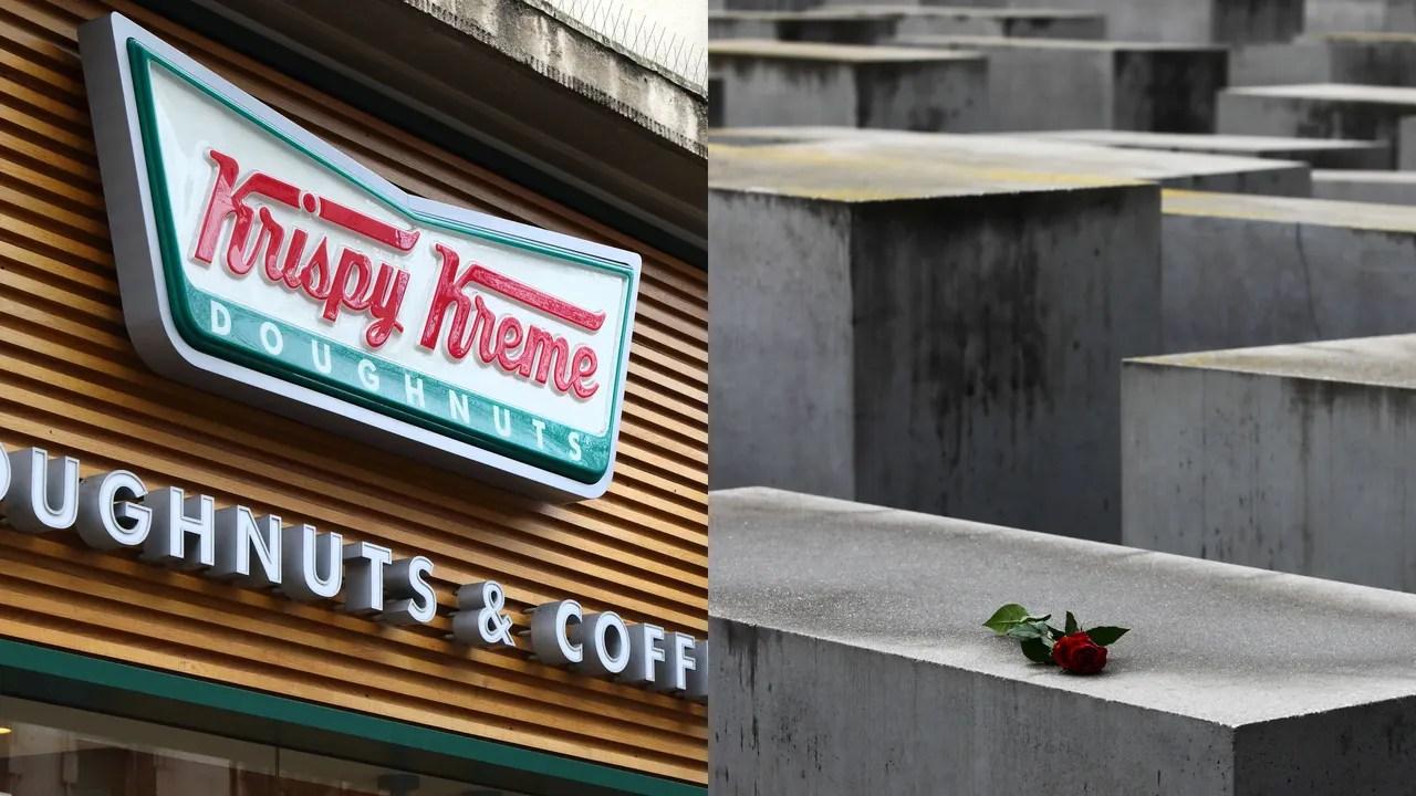 Family who owns Krispy Kreme. Panera Bread to donate millions to Holocaust survivors over Nazi ties