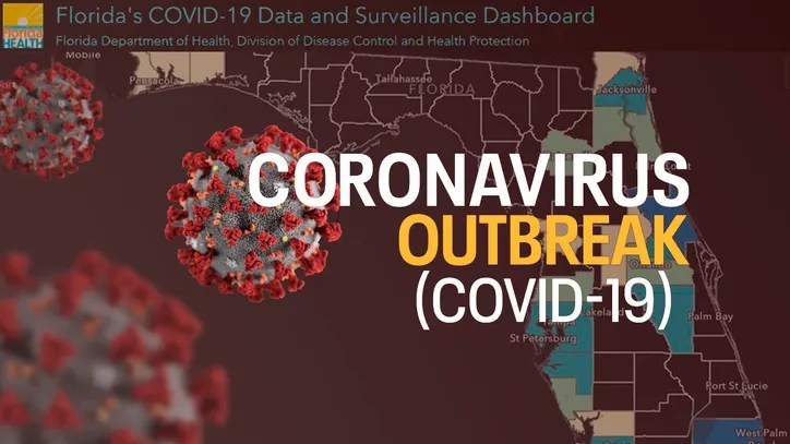 160 positive cases, 5 deaths attributed to COVID-19 in Florida ...