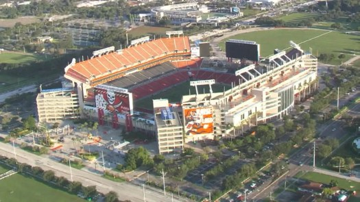 Raymond James Stadium will start hosting 'Parking Lot' socials