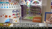 Toys R Us Back In Houston At The Galleria Mall Fox 26
