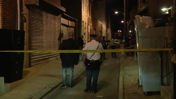 15 Year Old Boy Shot Killed In South Philadelphia Fox