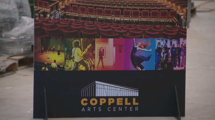 New Coppell Art Center Set To Open In May Fox 4 News