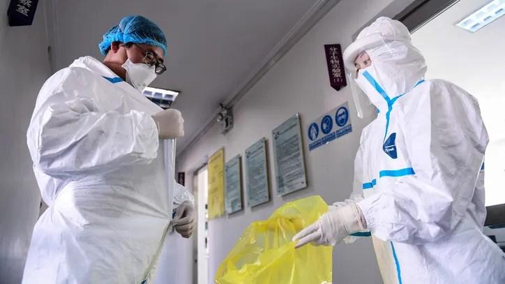 Coronavirus Who Officially Names Disease Covid 19 Death