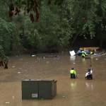1 dead, 1 unaccounted for as flood waters sweep through Rockville apartment complex: report 💥😭😭💥