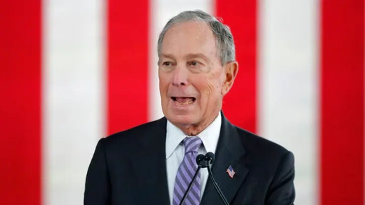 Bloomberg Campaign Downplays Report He Is Considering