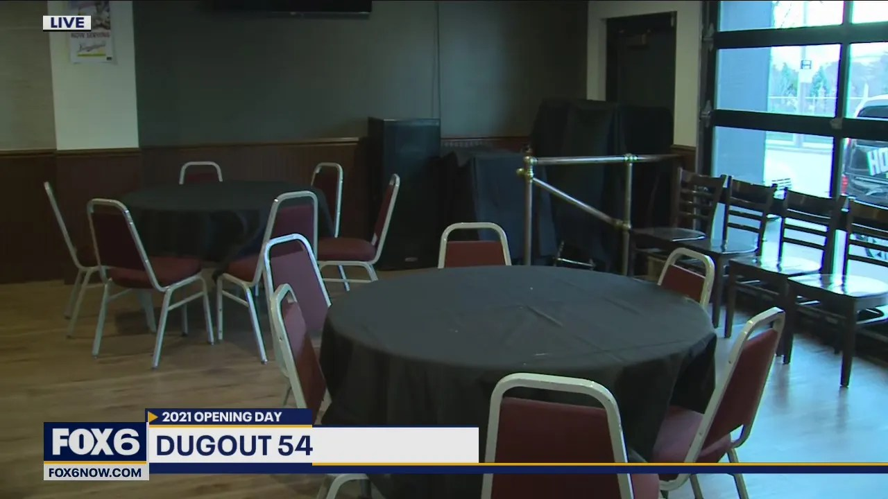 Heading down to see the Brewers play? Dugout 54 is ready for you