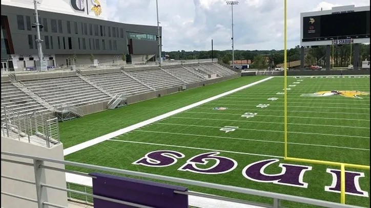 Vikings Announce High School Football Games At Tco Stadium