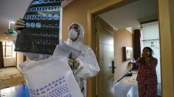 Wisconsin Confirms First Case Of New Coronavirus Fox 9
