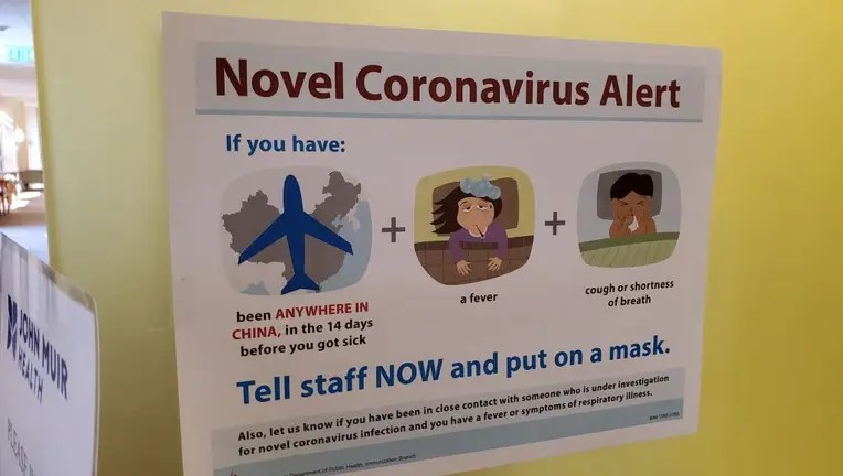 CDC: First confirmed case of coronavirus reported in San Diego ...