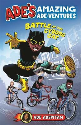 Image result for ade's amazing ade-ventures battle of the cyborg cat