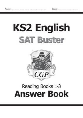 KS2 English SAT Buster: Reading Answer Book (for the New