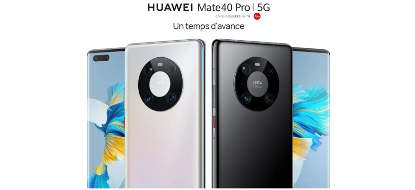 Huawei Mate 40 Pro 6,76 image 1 | Rakuten