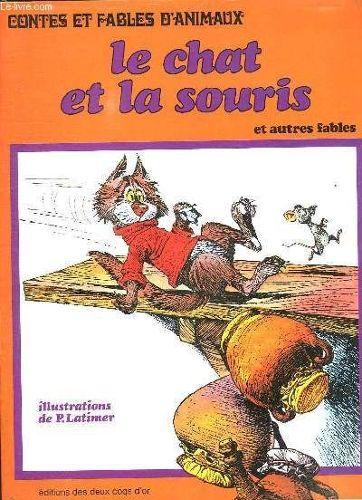 Contes Et Fables D Animaux : contes, fables, animaux, Contes, Fables, Animaux., Souris, Autres, Fables., Rakuten
