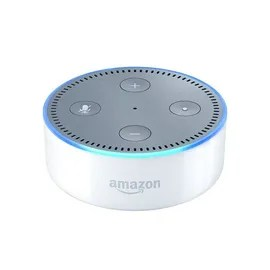 Assistant vocal Amazon Echo DOT Génération 2 Blanc - Amazon