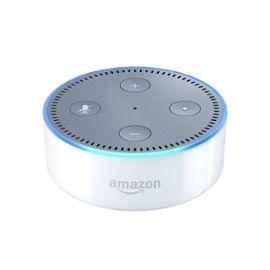 Assistant vocal Amazon Echo DOT Génération 2 Blanc - Amazon