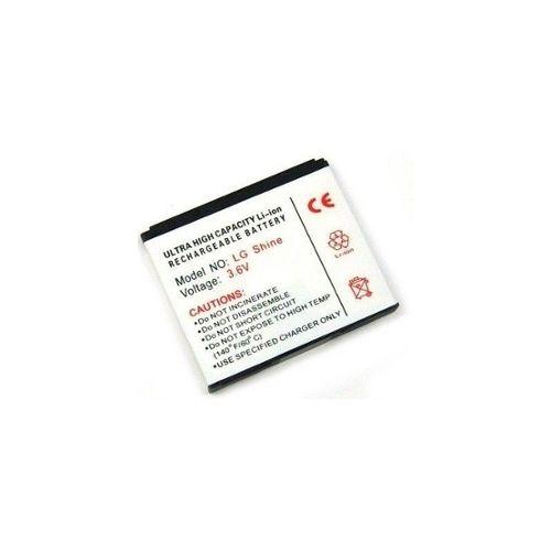 Batterie compatible 500 mAh pour LG KE970 Shine/KF600