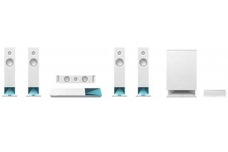 home cinema sony bdv n7100w blanc