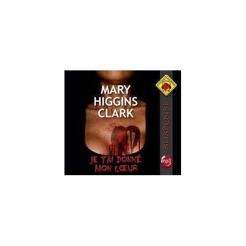 Je T'ai Donné Mon Coeur : donné, coeur, Black, Friday, T'ai, Donné, Coeur, Livre, Audio, Higgins, Clark, Rakuten