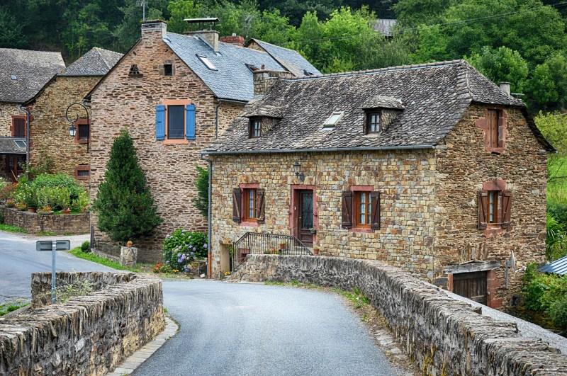 A 'Plus Beau Village' of France