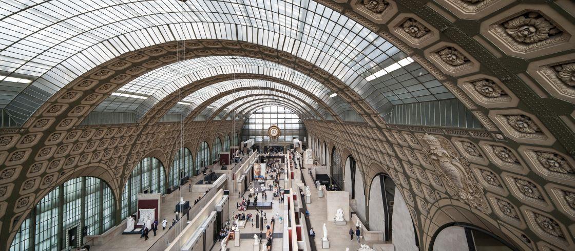 Musée d'Orsay @ K'Steel - AdobeStock
