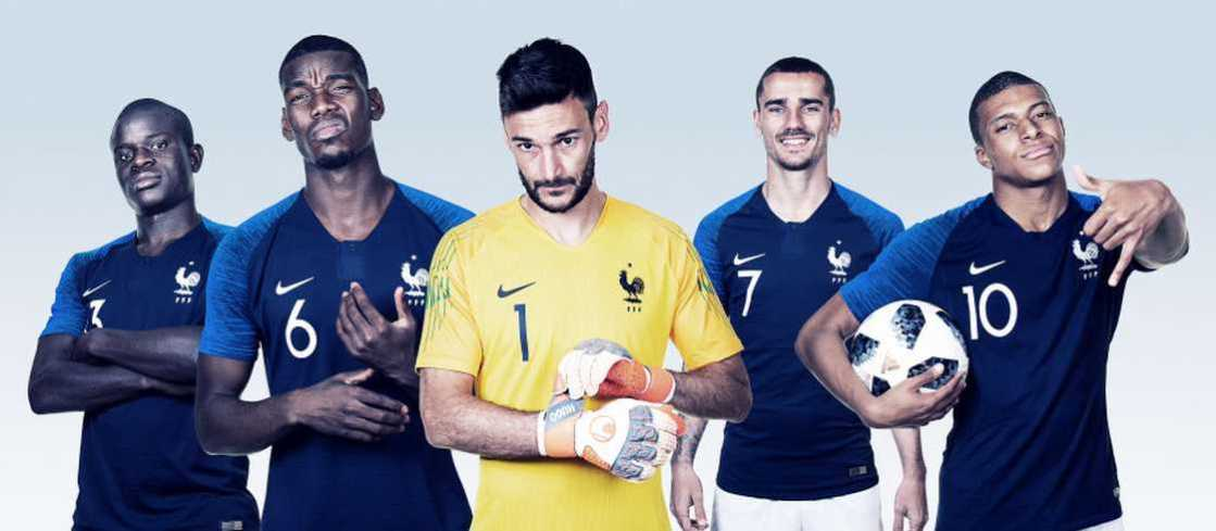 Whether it's to pass that big test, qualify for that big prom. Who Are The French Players Check Out Who S Who On The French National