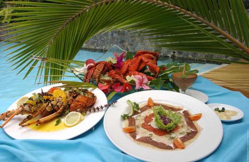 La cucina della Nuova Caledonia